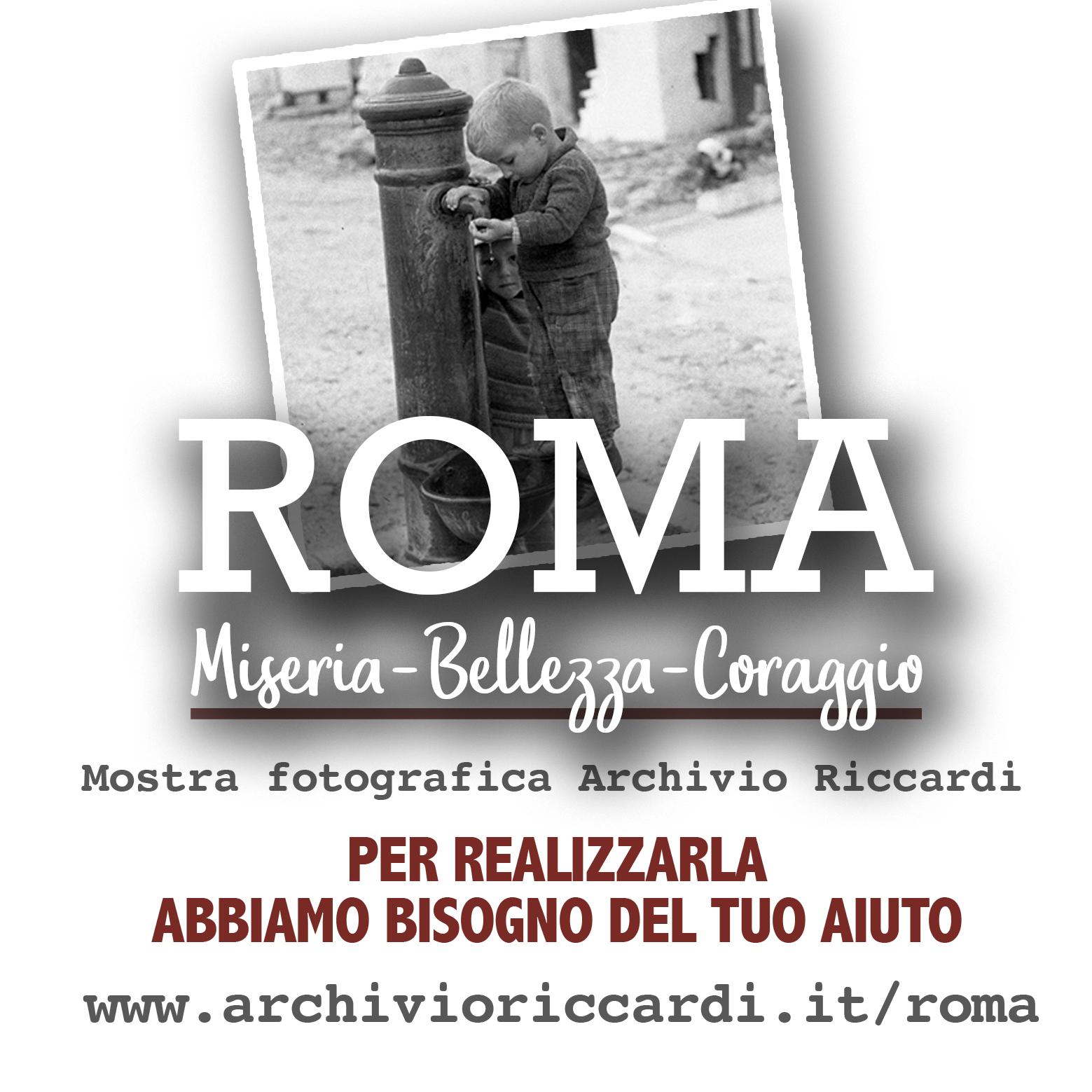 Roma - Raccolta Fondi