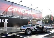 20101020 - DeLorean DMC-12 al Festival del Cinema di Roma 2010