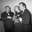 Nastri d'Argento 1964 -  Ugo Tognazzi e Folco Lulli