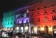 Monumenti tricolore per i 150 anni