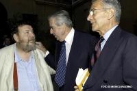 Giuliano Ferrara e Carlo Rossella