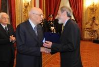 Eni Awards 2011 - Giorgio Napolitano