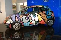 Ford KA di Romero Britto