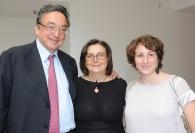 Gianni De Michelis, Iole e Valentina Cisnetto