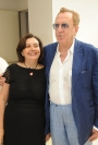 Iole Cisnetto e Michele Mirabella