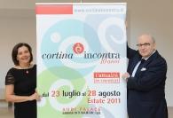 Iole ed Enrico Cisnetto