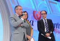 Giandomenico Cappellaro, Iole Cisnetto, Andrea Tomat
