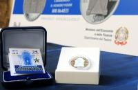 Moneta 5 euro per il 180esimo del Consiglio di Stato