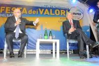 Festa Idv Lazio 2011 - Francesco Storace e Piero Marrazzo 18