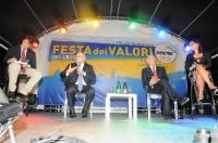 Festa Idv Lazio 2011 - Francesco Storace e Piero Marrazzo 22