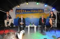 Festa Idv Lazio 2011 - Francesco Storace e Piero Marrazzo 24