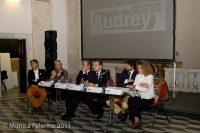 Conf. Stampa - Audrey a Roma -26