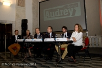 Conf. Stampa - Audrey a Roma -10