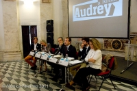 Conf. Stampa - Audrey a Roma -07