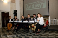 Conf. Stampa - Audrey a Roma -31