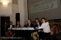 Conf. Stampa - Audrey a Roma -32