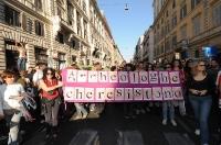 Corteo Indignati Roma 15 Ottobre - 77