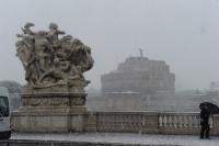 Neve a Roma-25