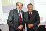 Pier Luigi Bersani,  Carlo De Benedetti