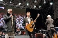 Luca Barbarossa con Pino Insegno  - 063