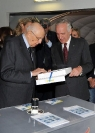 Massimo Sarmi,  Giorgio Napolitano