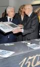 Giovanni Ialongo con Giorgio Napolitano
