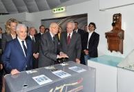 Giovanni Ialongo, Giorgio Napolitano, Massimo Sarmi