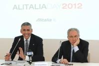 Andrea Ragnetti e Roberto Colaninno