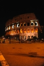Colosseo illuminato per la Siria