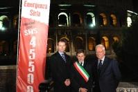 Stephen Anderson, Gianni Alemanno,  Pier Luigi Malesani