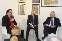 Elido Fazi, Roberto Ippolito, Luigi Paganetto
