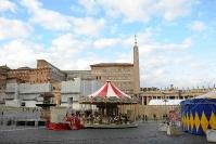 20121201 - Il circo a Piazza San Pietro