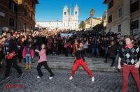 One Billion Rising - Piazza di Spagna-13