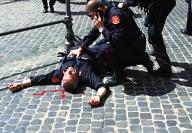 Attentato carabiniere a Piazza Colonna03