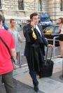 Berlusconi condannato, attesa e reazioni davanti alla Cassazione