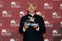 """Il Gran premio della Giuria a """"Stray dogs"""" di Tsai Ming-Liang."""