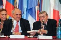 Ernesto Samper, Vincenzo Scotti