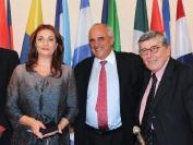 Marietta Tidei, Ernesto Samper, Vincenzo Scotti