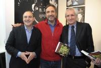 Maurizio Riccardi, Mario Tozzi e Roberto Ippolito