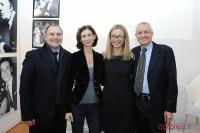 Maurizio Riccardi, Lara Crinò, Giulia Rossi e Roberto Ippolito