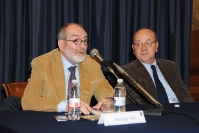 Pier Luigi Celli e Sergio Rizzo