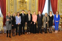 Le Ministre e i Presidenti