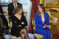 Marianna Madia, Maria Elena Boschi