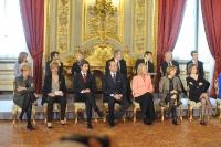 Ministri del Governo Renzi