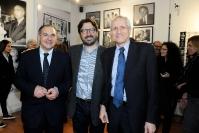 Maurizio Riccardi, Costantino D'Orazio e Roberto Ippolito
