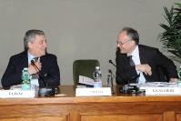 Antonio Tajani, Roberto Gualtieri