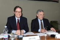Tobias Piller, Antonio Tajani