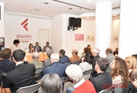 Nikola P. Savic, Raffaella Silvestri, Giancarlo De Cataldo e Andrea Vianello