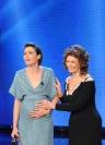 Anna Foglietta e Sophia Loren