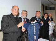 G.Karcher,A.De La Fuentes,Javier Zanetti A.Altavilla, M.Tronchetti Provera   RIC_0337